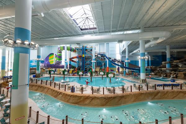 Kalahari indoor waterpark